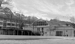 Sala gimnastyczna w Zakopanem