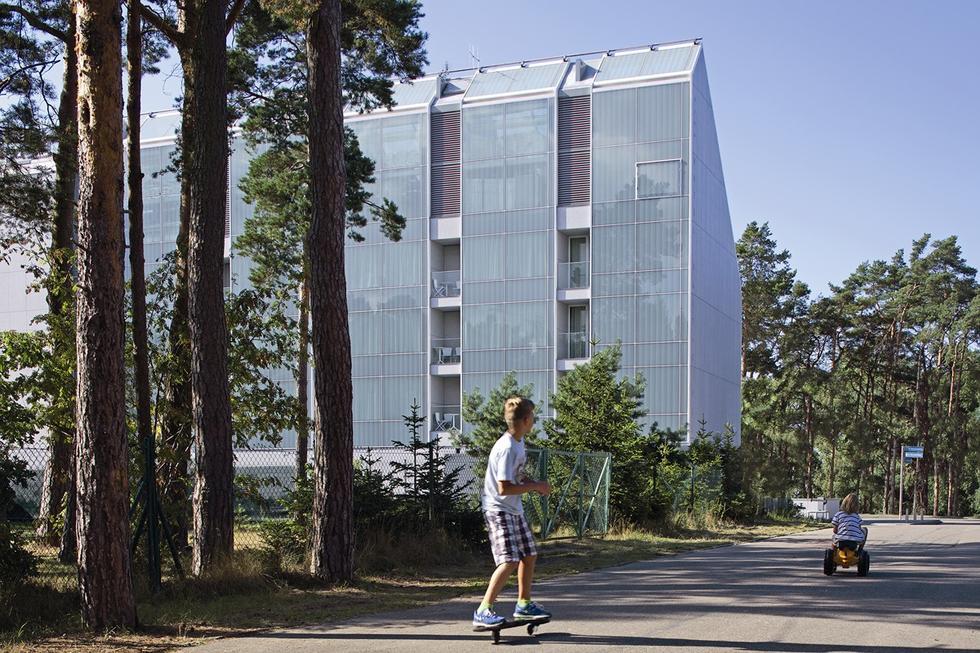 Hotel Baltic Palace