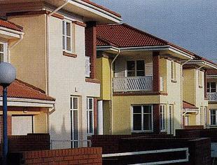 Zespół domów jednorodzinnych na Ochocie